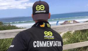 Jay Luke Elite Energy Commentator